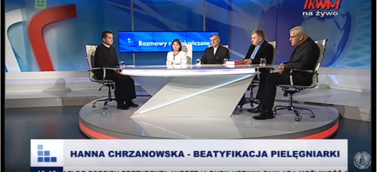 TV Trwam – O Hannie Chrzanowskiej