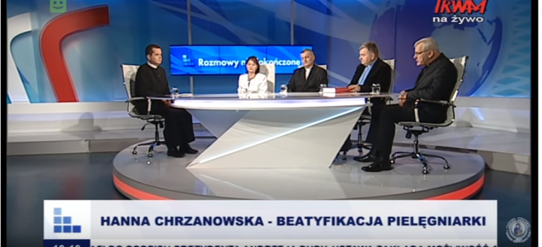 Hanna Chrzanowska on TV Trwam