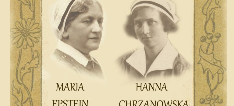 "The exhibition ""Maria and Hanna Epstein Chrzanów – unusual Krakow nurses"""