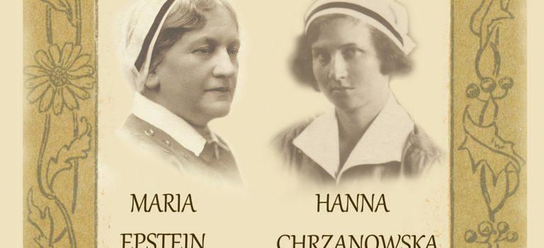 """Wystawa """"Maria Epstein i Hanna Chrzanowska – niezwykłe krakowskie pielęgniarki"""""""
